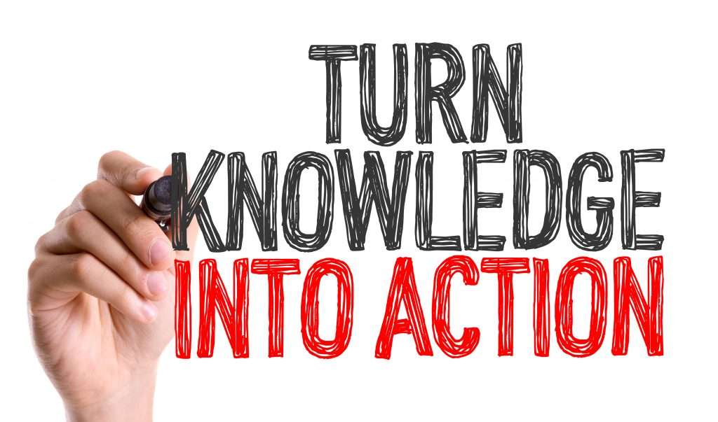 political knowledge action